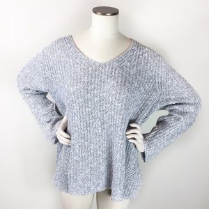 Old Navy Gray Cozy Sweater XXL